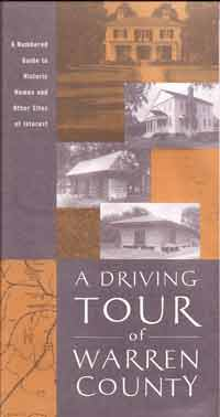 Driving Tour Brochure Cover
